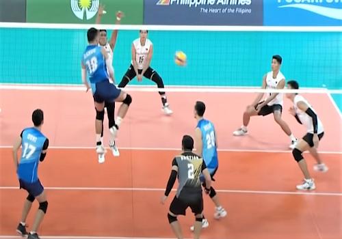 Подвижные игры в подготовке волейболистов