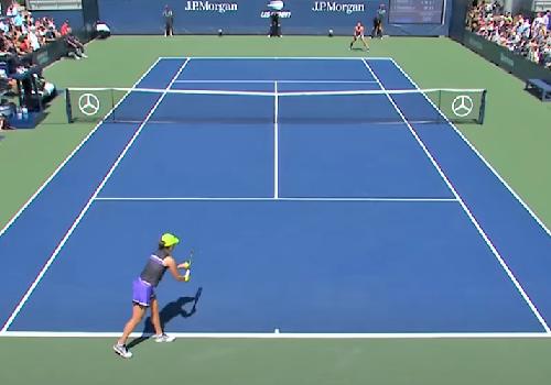 Теннис. Тактика игры