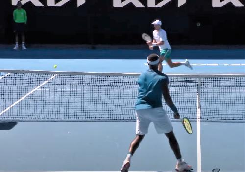 Теннис. Методика обучения игре