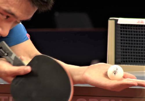 Продолжение мастерства игры в настольный теннис