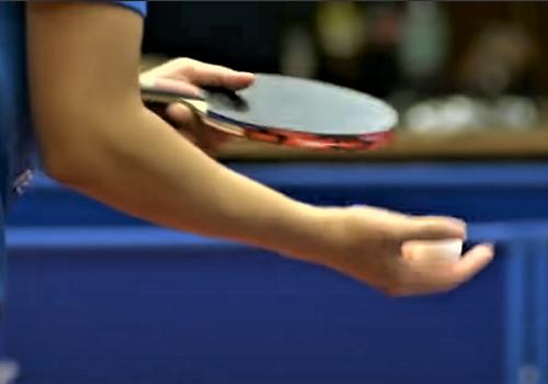 Через игры, к мастерству в игре настольный теннис