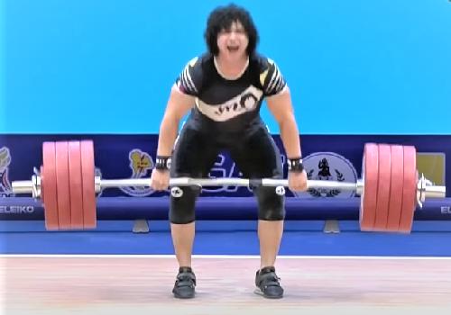 Обучение тяжелоатлетическому мастерству
