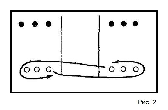 Вокруг встречной колонны развивающие игры для атлета бегуна
