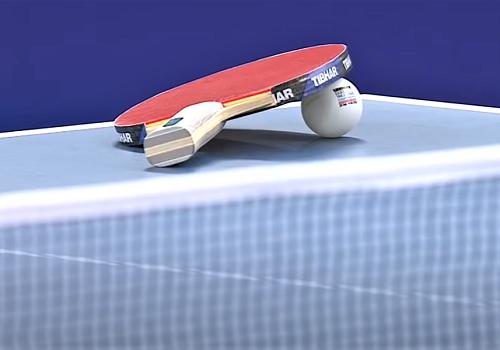 Психология игры в настольный теннис