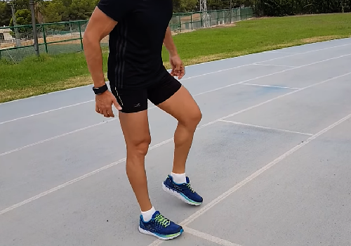 Основной период тренировок бегуна на средние и длинные дистанции