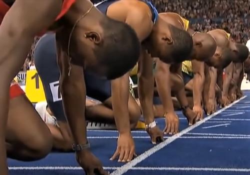 Соревнования в процессе спортивной тренировки