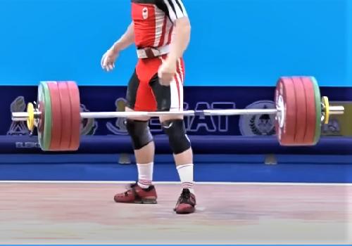 Подготовка атлета к состязаниям