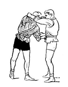 Борьба самбо. Благоприятные моменты для проведения бросков и способы подготовки к броскам