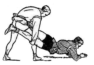 Борьба самбо. Защиты увертками