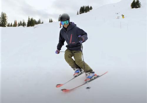 Тактическая подготовка горнолыжника