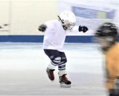 Хоккей. Специальная физическая подготовка