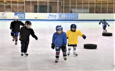 Хоккей. Тактическая подготовка