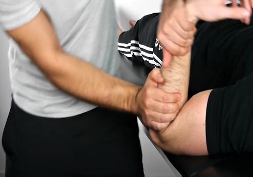 ЛФК при внутрисуставных переломах локтевого сустава
