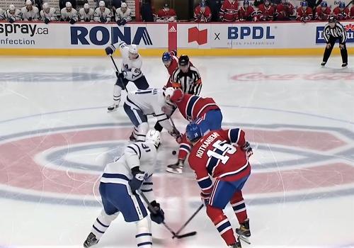 Как долго длится хоккейный матч в НХЛ?